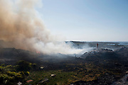 09/05/2017 Gorse fires rage through Connemara and Leitirmullen as Carraroe Firemen attempt to bring the Fires under control.<br />   Photo:Andrew Downes, xposure