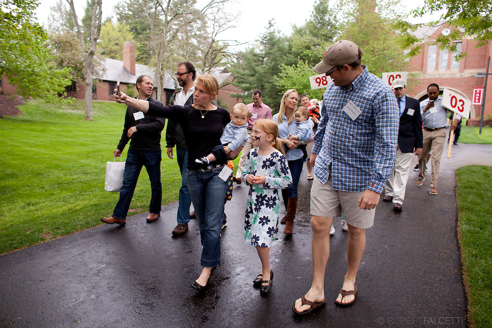 Taft School-Alumni Weekend 2013- Alumni Parade and Luncheon. (Photo by Robert Falcetti)