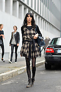 Jamie Bochert, Outside Bottega Veneta SS2015