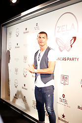 Cristiano Ronaldo is seen arriving at the opening of restaurant, Zela which is owned by Rafael Nadal and Enrique Iglesias in Ibiza on July 17, 2017 in Ibiza, Spain. 17 Jul 2017 Pictured: Cristiano Ronaldo. Photo credit: Elkin Cabarcas / MEGA TheMegaAgency.com +1 888 505 6342