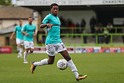 Forest Green Rovers Reece Brown(10) on the ball during the EFL Sky Bet League 2 match between Forest Green Rovers and Port Vale at the New Lawn, Forest Green, United Kingdom on 8 September 2018.