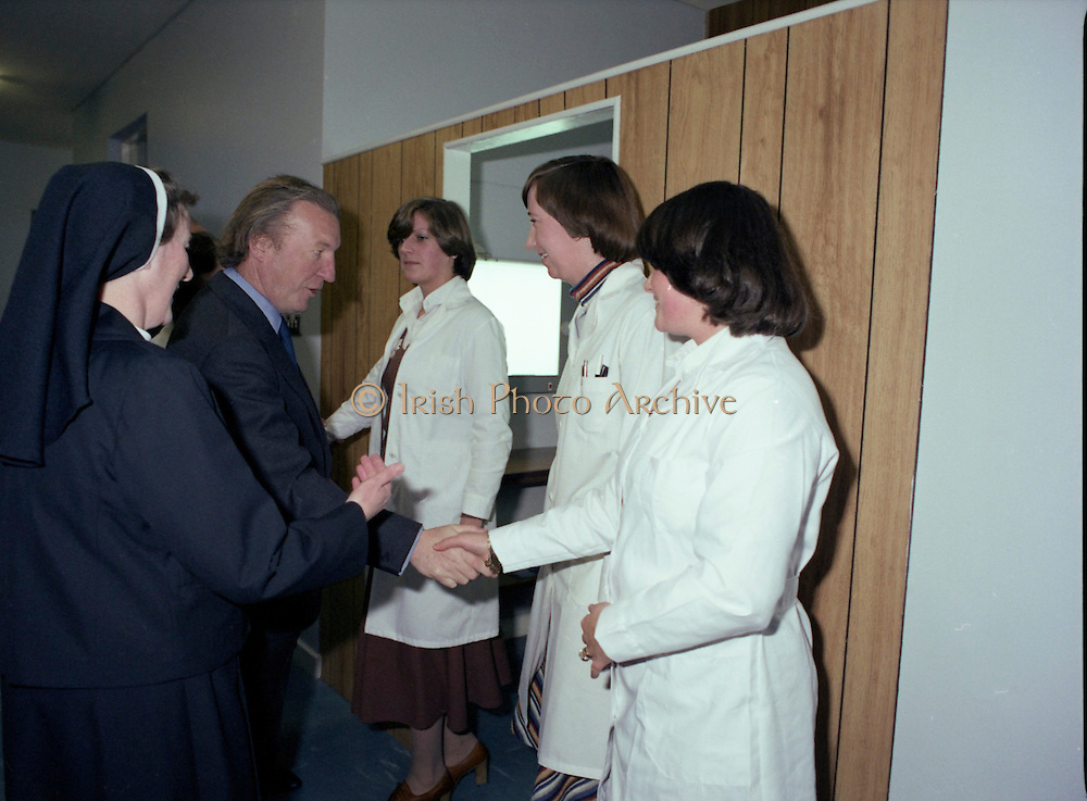 Department of Health - Letterkenny Co. Hospital/ Health Centre 06/11/1978