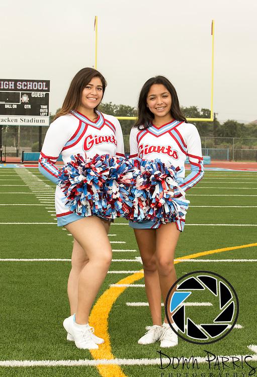 Alyssa Hernandez and Evelyn Machain