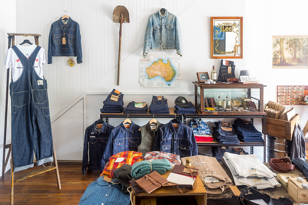 great southern denim co, enmore road, sydney