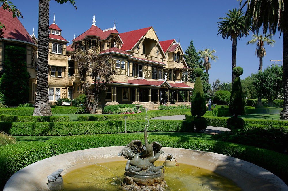 Winchester Mystery House, San Jose, California, United States of America