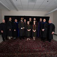 2016 Campbell University Pharmacy Graduation Ceremony