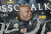 Paul Williams (Manager) (Nottingham Forest) before the Sky Bet Championship match between Hull City and Nottingham Forest at the KC Stadium, Kingston upon Hull, England on 15 March 2016. Photo by Mark P Doherty.