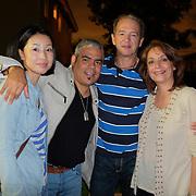 Cezar y familia en Miami 2013