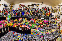 African handicrafts, Cambanos and Son Curio Centre, Johannesburg, South Africa.