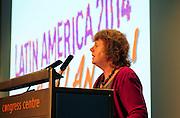 Latin America 2014 Conference<br /> Adelante!<br /> <br /> Linda Perks<br /> UNISON and SERTUC Vice President