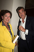ROSA LAWSON, CHARLES MCDOWELL, Restoration Heart A memoir by William Cash. Philip Mould and Co. 18 Pall Mall. London. 10 September 2019