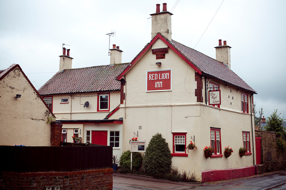 The Red Lion Inn, Stratham, Leicestershire