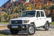 Toyota HZJ 79 Dual Cab
