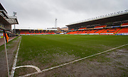10th April 2018, Tannadice Park, Dundee, Scotland; Scottish Championship football, Dundee United versus St Mirren; General view of Tannadice Park, home of Dundee United