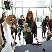 Tall Order TEDx Seattle 2018. Aimee Zoe (musician). Photo by Alabastro Photography.