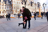 Valentine's Day Paris Doisneau Style