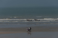 France Cabourg beach Normandy