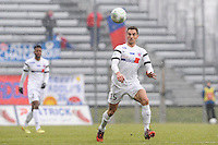 Erwan QUINTIN - 24.01.2015 - Clermont / Chateauroux  - 21eme journee de Ligue2<br />