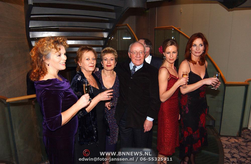 Premiere Gouwe Handjes, cast