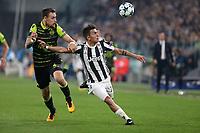 18.10.2017 - Torino - Champions League   -  Juventus-Sporting Lisbona nella  foto: Paulo Dybala