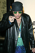 NEW YORK - JANUARY 29: Steve Van Zandt arrives at We Are Family Benefit Concert & Awards at The China Club, January 29, 2003 in New York City.   (Photo by Matthew Peyton)