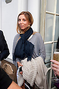 GEORGIE MANNERS, Imogen Edwards-Jones - book launch party for ' Hospital Confidential' Mandarin Oriental Hyde Park, 66 Knightsbridge, London, 11 May 2011. <br />  <br /> -DO NOT ARCHIVE-© Copyright Photograph by Dafydd Jones. 248 Clapham Rd. London SW9 0PZ. Tel 0207 820 0771. www.dafjones.com.