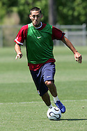 17 May 2006: Midfielder Clint Dempsey. The United States' Men's National Team trained at SAS Soccer Park in Cary, NC, in preparation for the 2006 World Cup tournament to be played in Germany from June 9 through July 9, 2006.