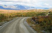 Sylene sett fra utkikspunkt på Nesjøvegen, vegen mot Nedalshytta. Foto: Bente Haarstad