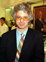 Editor of The Times MR PETER STOTHARD at a party in London on 15th July 1999.<br /> MUG 4