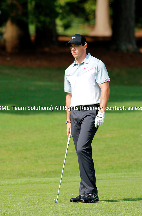 September 12, 2014:  Rory McIlroy during the second round of the FedEx Cup - The Tour Championship at East Lake Golf Club in Atlanta, Georgia.