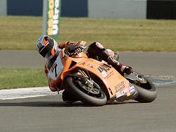 NIAL MACKENZIE GSI INS DUCATI British Superbike Championship Donington Park 9th April 2000 DONINGTON 9th April 2000,