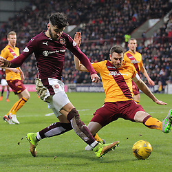 Hearts v Motherwell | Scottish Premiership | 16 January 2016