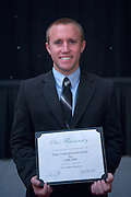 1890525th Annual Leadership Awards Gala..Pepsi Ohio University Campus Leadership Scholarship..Chris Murnane