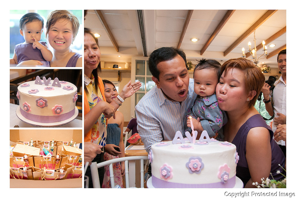 Birthday, Kiddie Party Photography in Manila, Philippines