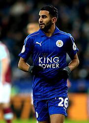 Riyad Mahrez of Leicester City - Mandatory by-line: Robbie Stephenson/JMP - 31/12/2016 - FOOTBALL - King Power Stadium - Leicester, England - Leicester City v West Ham United - Premier League
