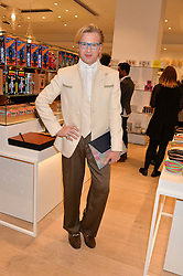 HENRY CONWAY at the ;launch of the Conran Shop at Selfridge's, Oxford Street, London on 22nd September 2015.