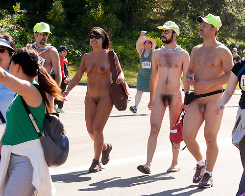 The bay to breakers naked pictures opinion. Your