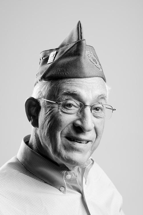 Michael T. London<br /> Army<br /> E-5<br /> Clerk, Typist<br /> Feb. 1963 - Aug. 1969<br /> <br /> <br /> Veterans Portrait Project<br /> Charleston, SC<br /> Jewish War Veterans
