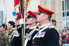 2012-11-13_Light Dragoons Op Herrick 16  Parade Barnsley