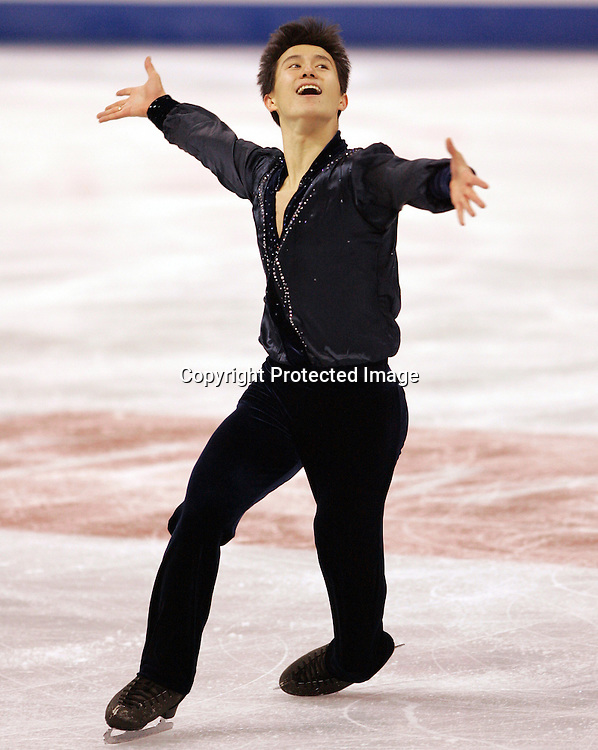 Patrick Chan (CAN), <br />