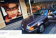 "TEARSHEET: ""Frankfurt"" by Heimo Aga for BusinessWeek."