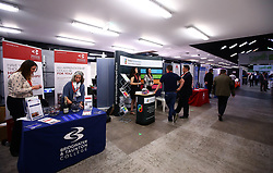 Ashton Gate hosts The Business Showcase in the Dolman, South and West concourses - Mandatory by-line: Robbie Stephenson/JMP - 11/10/2017 - FOOTBALL - Ashton Gate - Bristol, England - Ashton Gate Hosts The Business Showcase
