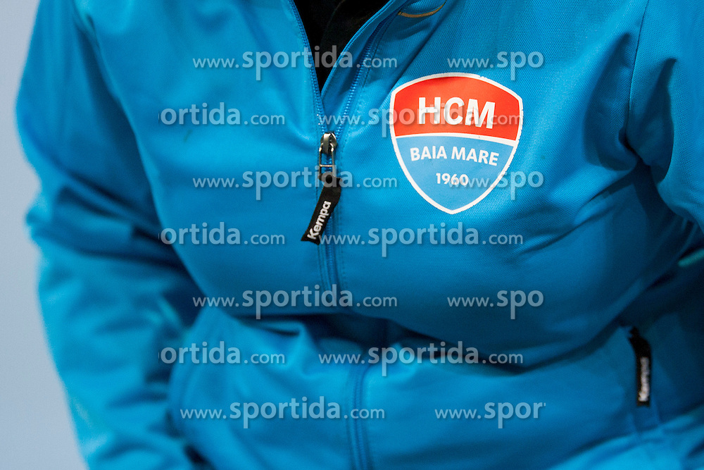 During handball match between RK Krim Mercator (SLO) and HCM Baia Mare (ROM) in 1st Round of Women's EHF Champions League 2015/16, on October 16, 2015 in Arena Stozice, Ljubljana, Slovenia. Photo by Urban Urbanc / Sportida