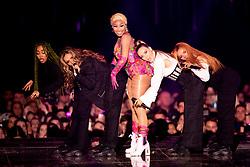 November 4, 2018 - Bilbao, Bizkaia, Spanien - Nicki Minaj bei der Verleihung der MTV European Music Awards 2018 in der Bizkaia Arena. Bilbao, 05.11.2018 (Credit Image: © Future-Image via ZUMA Press)