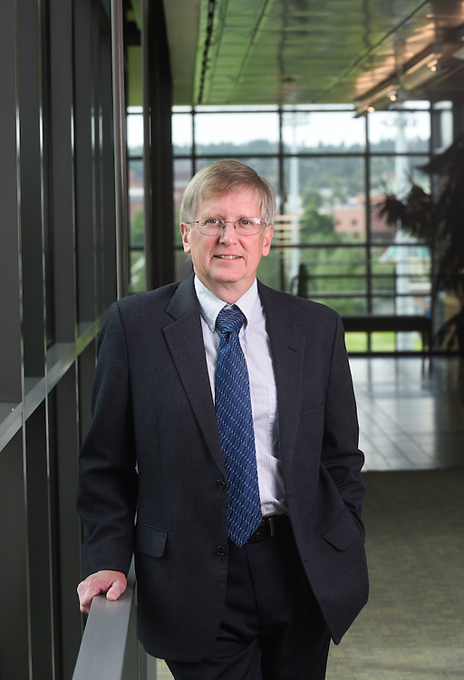 Stephen Silliman, Dean of the School of Engineering at Gonzaga University. (Photo by Gonzaga University)