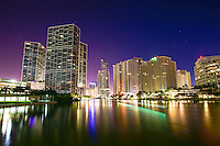 Brickell Key & Financial District, Sunrise