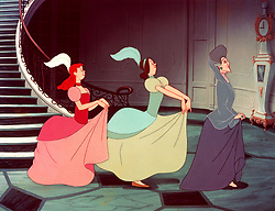 Feb 15, 1950; Hollywood, CA, USA; Scene from the Walt Disney Pictures animated fantasy musical, 'Cinderella.'  (Credit Image: © Walt Disney Pictures/Entertainment Pictures/ZUMAPRESS.com)
