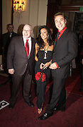 Matt Lucas, Nancy dell Olio  and David Walliams. GQ Men Of The Year Awards at the Royal Opera House, London. September 6, 2005 in London, England, ONE TIME USE ONLY - DO NOT ARCHIVE  © Copyright Photograph by Dafydd Jones 66 Stockwell Park Rd. London SW9 0DA Tel 020 7733 0108 www.dafjones.com