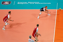 21-09-2019 NED: EC Volleyball 2019 Poland - Spain, Apeldoorn<br /> 1/8 final EC Volleyball / Team Poland