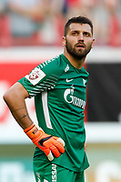 MOSCOW, RUSSIA - MAY 05: Yuri Lodygin of FC Zenit Saint Petersburg looks on during the Russian Football League match between FC Lokomotiv Moscow and FC Zenit Saint Petersburg at RZD Arena on May 5, 2018 in Moscow, Russia.